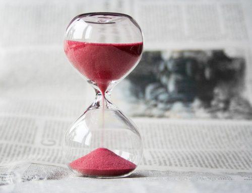 Zeit- dein vernachlässigtes Gut
